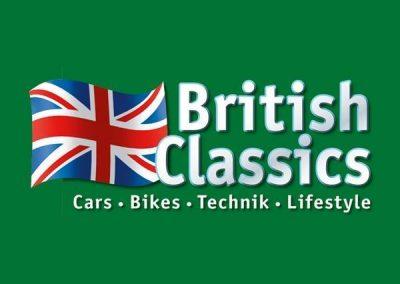Logo: British Classics