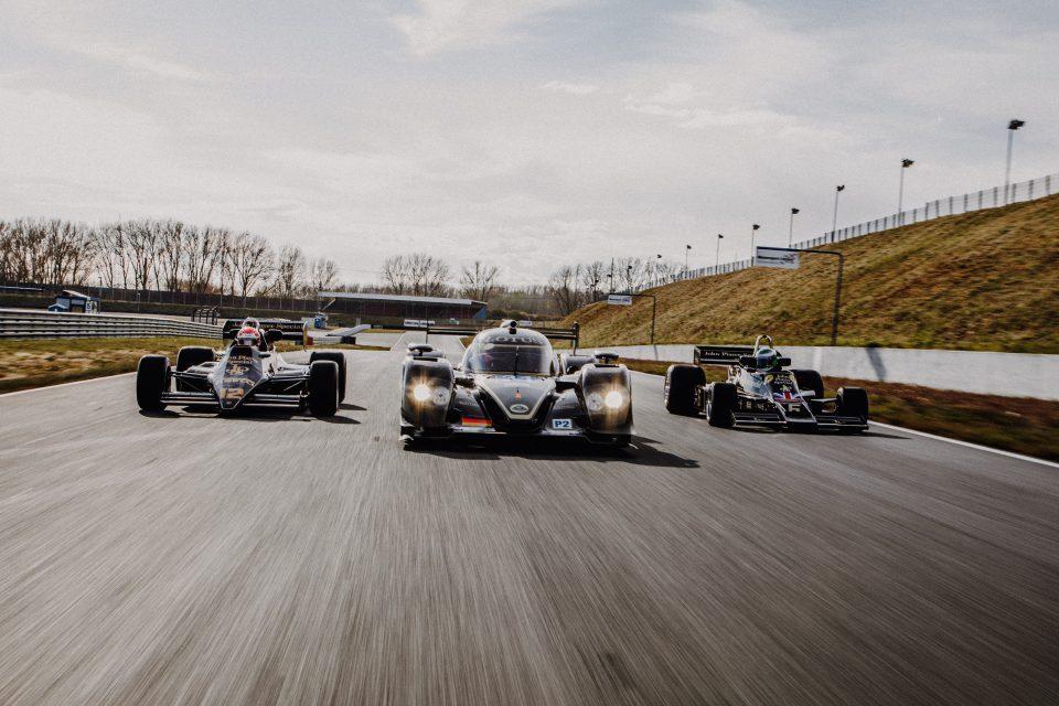 Weltpremiere Black & Gold Collection präsentiert sich im Motodrom von Hockenheim – Das Jim Clark Revival